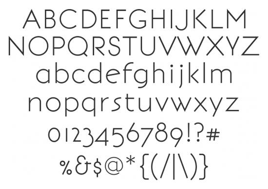 Free Sans Serif Fonts Ultimate Collection Part 1 5