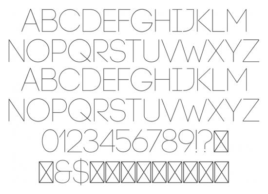 Free Sans Serif Fonts Ultimate Collection Part 1 7