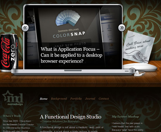 Fresh Beautiful and Inspirational Web Design Interfaces 12