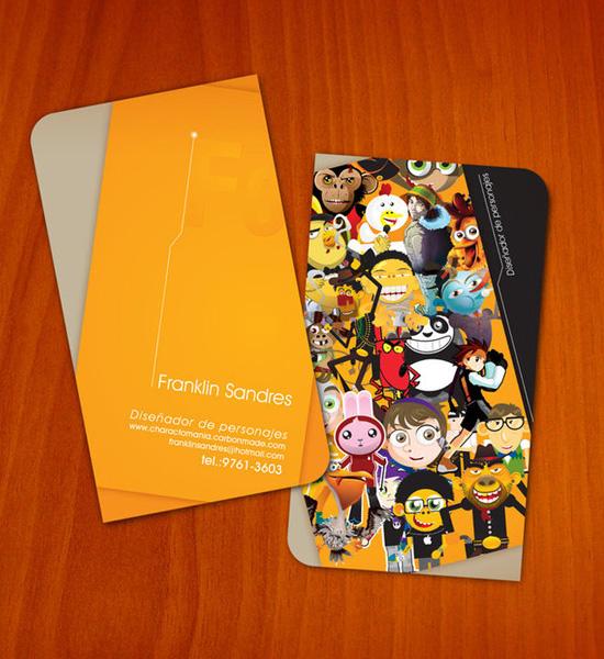25 Excellent Business Card Design for Inspiration 9