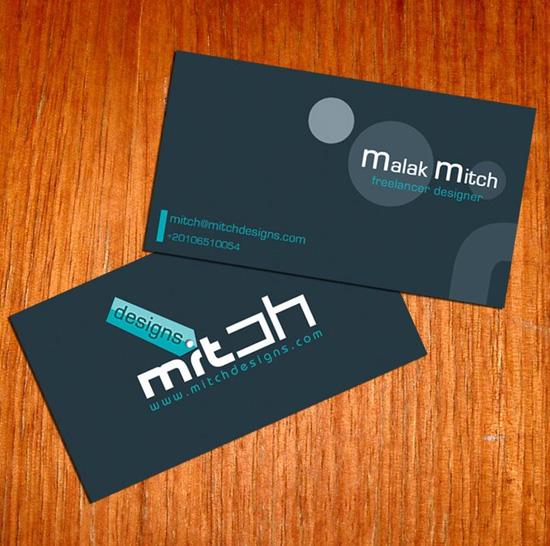 25 Excellent Business Card Design for Inspiration 11