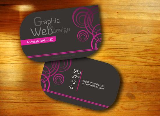 25 Excellent Business Card Design for Inspiration 14