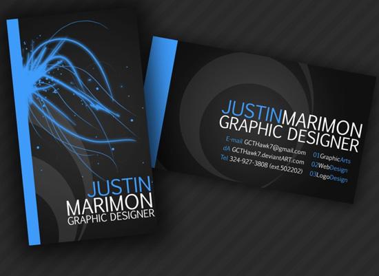 25 Excellent Business Card Design for Inspiration 15
