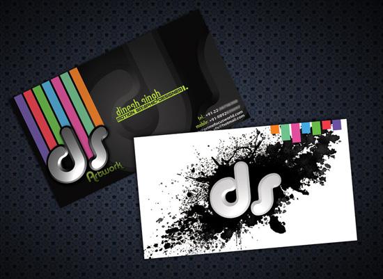 25 Excellent Business Card Design for Inspiration 16
