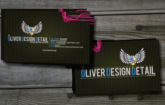 25 Excellent Business Card Design for Inspiration 18