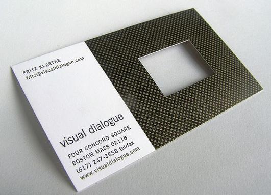 25 Excellent Business Card Design for Inspiration 3