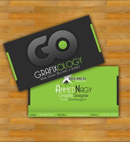 25 Excellent Business Card Design for Inspiration 6
