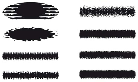 25 Excellent Sets of Free Adobe Illustrator Brushes
