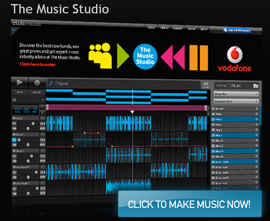 online music editor