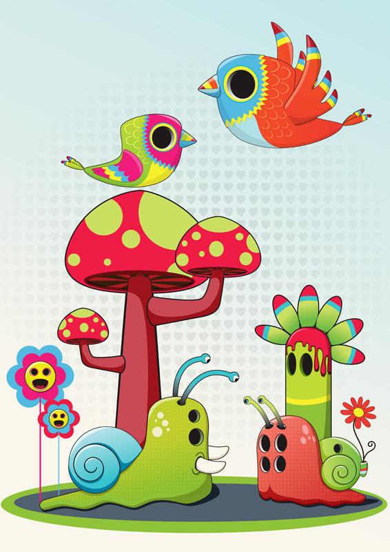 A Showcase of Beautiful 3D Illustrations by Teodoru Badiu 40