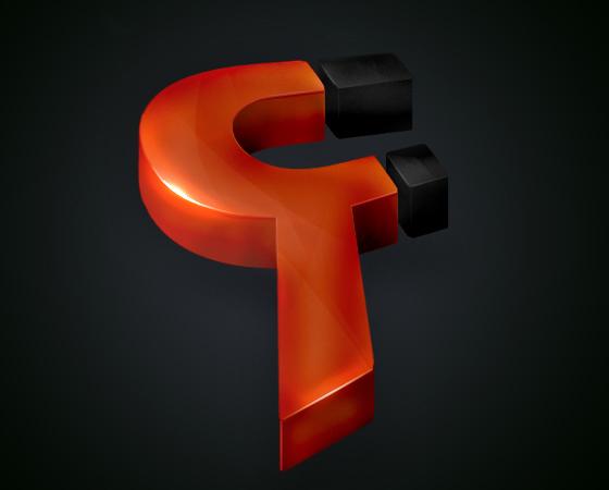 25 Spectacular Creative 3D Logos from Deviant Art 18