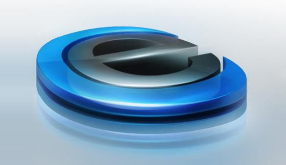 25 Spectacular Creative 3D Logos from Deviant Art 19