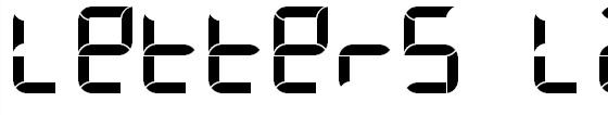20 Best Useful Digital Fonts for LED Banner Designing 11