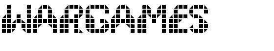 20 Best Useful Digital Fonts for LED Banner Designing 12