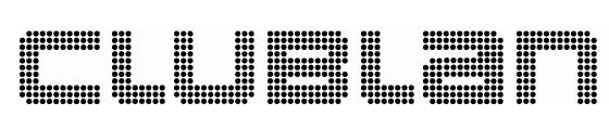 20 Best Useful Digital Fonts for LED Banner Designing 7