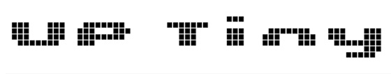 20 Best Useful Digital Fonts for LED Banner Designing 9
