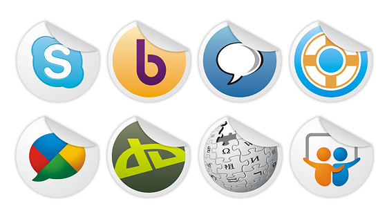 10 Beautiful Fresh Free Icon Set for Designers