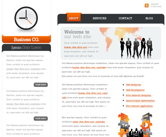 20 Most Useful Photoshop Tutorial to Create High Quality Web Design Layout 8