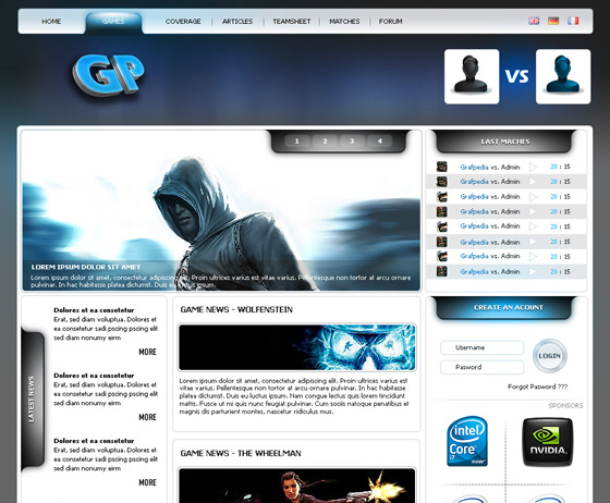 20 Most Useful Photoshop Tutorial to Create High Quality Web Design Layout 9