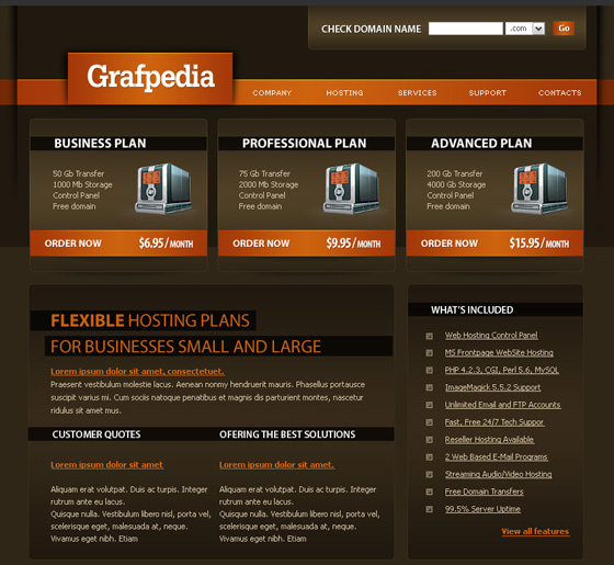 20 Most Useful Photoshop Tutorial to Create High Quality Web Design Layout 3