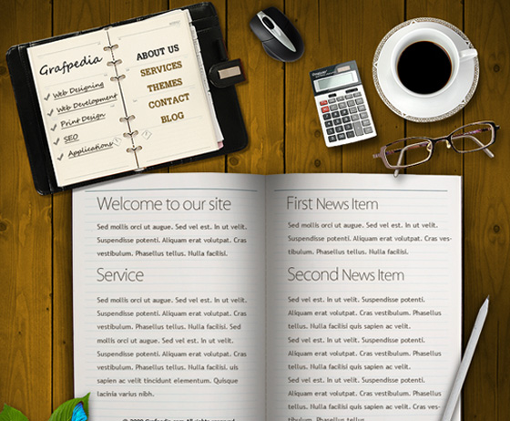 20 Most Useful Photoshop Tutorial to Create High Quality Web Design Layout 7