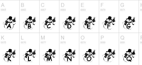 15 Beautiful Free Christmas Fonts to Design Your Christmas Theme 11