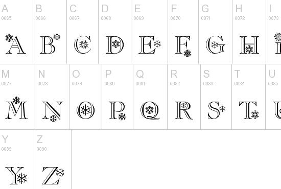 15 Beautiful Free Christmas Fonts to Design Your Christmas Theme 2