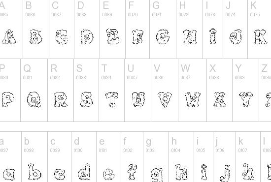 15 Beautiful Free Christmas Fonts to Design Your Christmas Theme 3