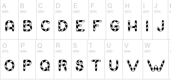 15 Beautiful Free Christmas Fonts to Design Your Christmas Theme 7