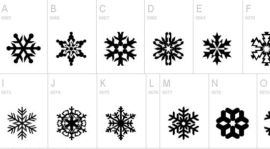 15 Beautiful Free Christmas Fonts to Design Your Christmas Theme 9