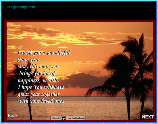 20 Most Beautiful Happy New Year E-Cards 11