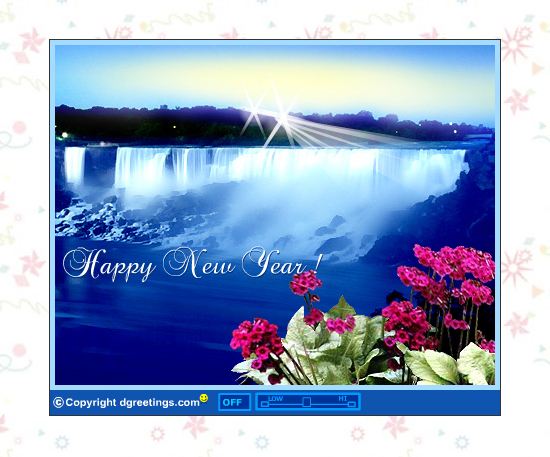 20 Most Beautiful Happy New Year E-Cards 7