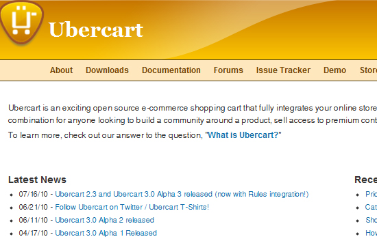 10 Most Useful Shopping Cart Options for Developers 3