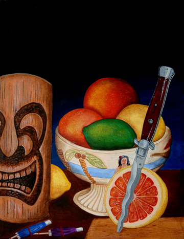 A Beautiful Gallery of 33 Amazing Tiki Art for Inspiration 2