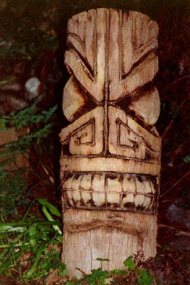 A Beautiful Gallery of 33 Amazing Tiki Art for Inspiration 24