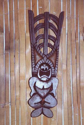A Beautiful Gallery of 33 Amazing Tiki Art for Inspiration 26