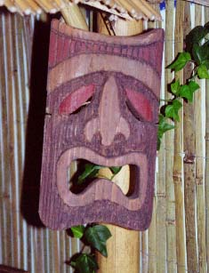 A Beautiful Gallery of 33 Amazing Tiki Art for Inspiration 27
