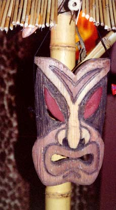 A Beautiful Gallery of 33 Amazing Tiki Art for Inspiration 28