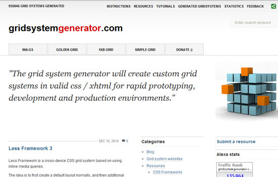 20 Useful Tools and Generators for Web Designers to Develop CSS 2
