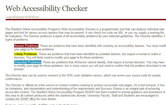15 Most Essential Tools and Tips to Check Accessibility of Your Website