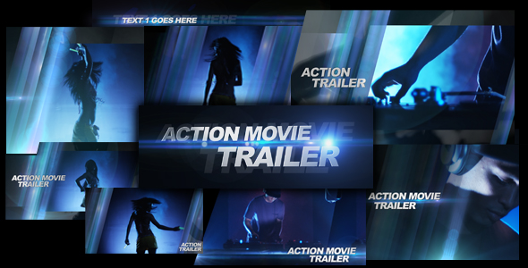 25 Amazing After Effect Templates for Movie Trailers 8
