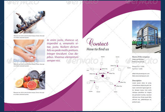 10 Creative Brochure Design to Buy in Minimum Price 7