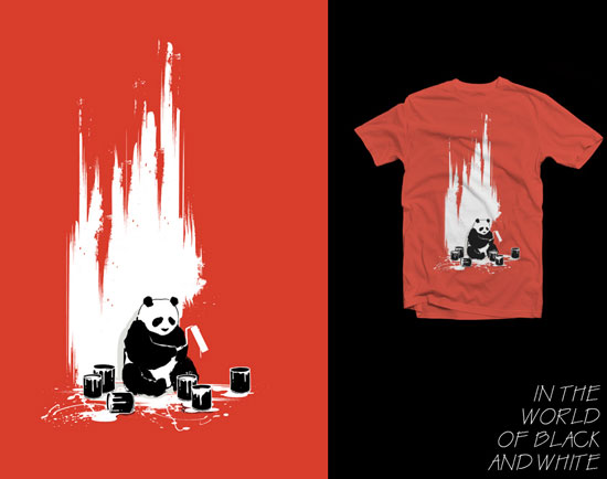 20 Beautiful and Eye-Catchy T-Shirt Designs That You Love to Get 4
