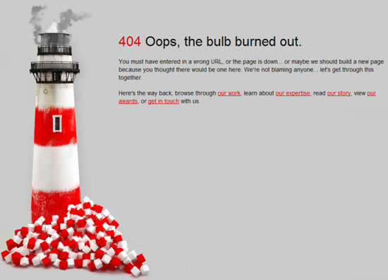 25 Entertaining 404 Error Pages to Enjoy 7