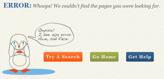 25 Entertaining 404 Error Pages to Enjoy 11