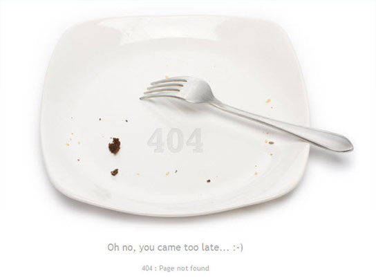25 Entertaining 404 Error Pages to Enjoy 17
