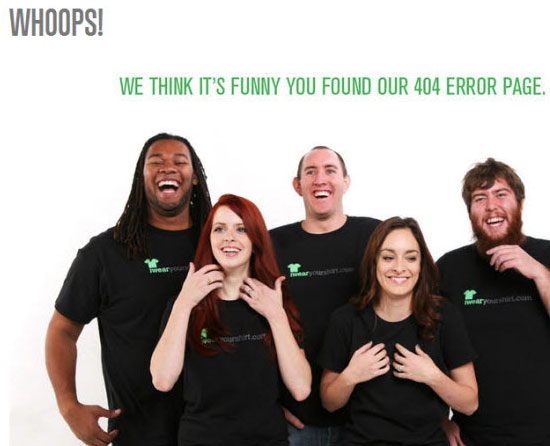 25 Entertaining 404 Error Pages to Enjoy 6