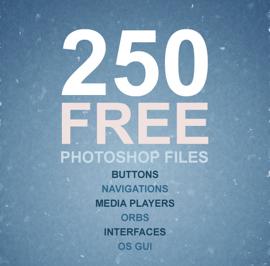 20 Most Useful Free PSD files for designers 17