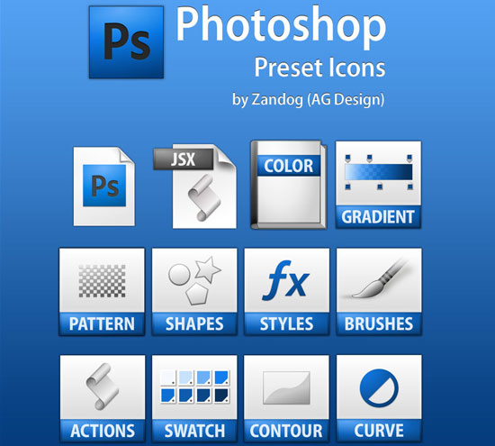 20 Most Useful Free PSD files for designers 5