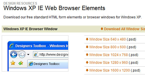 10 Free Useful Web UI Elements and Resources